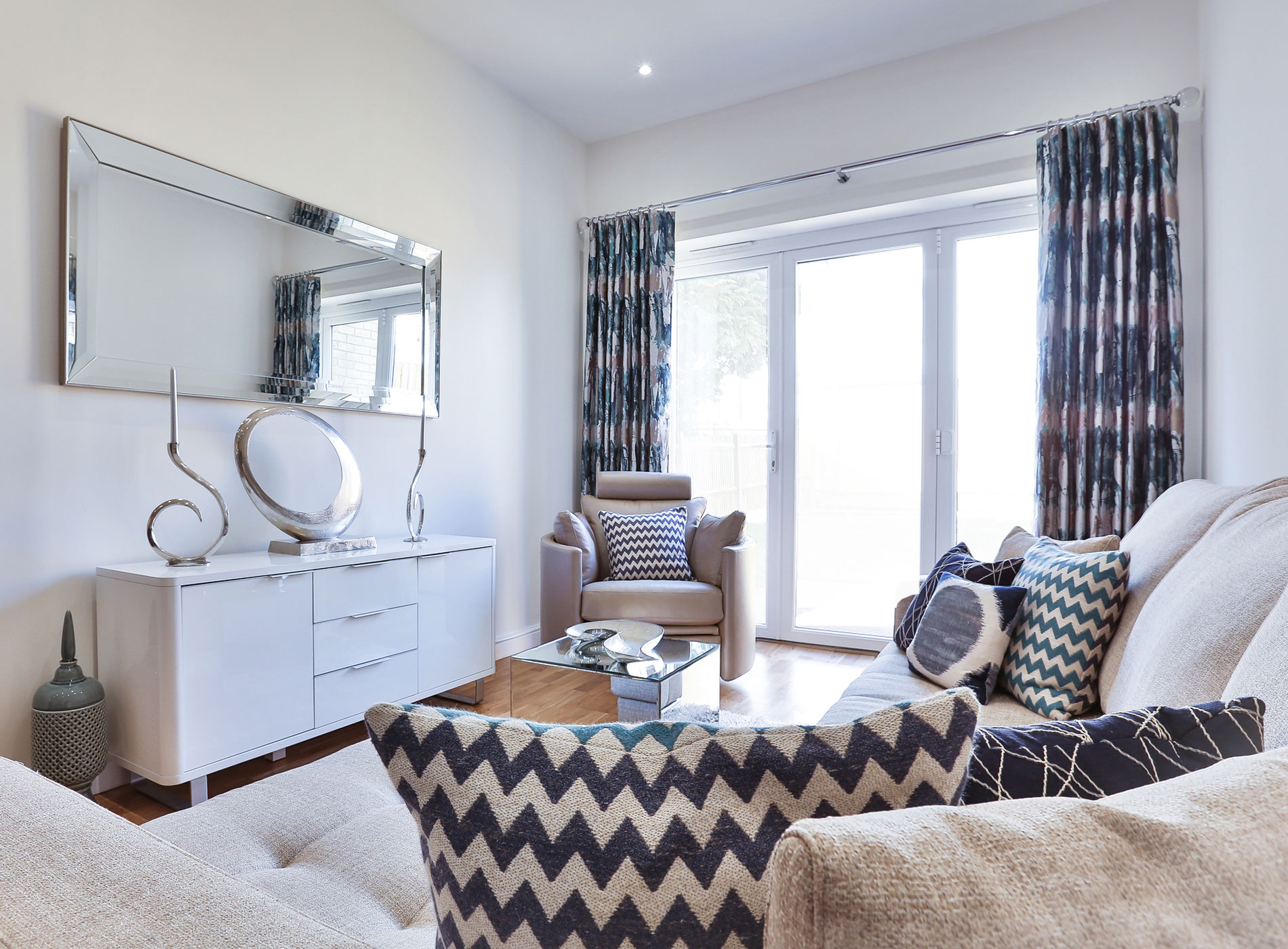 Camberwell show home