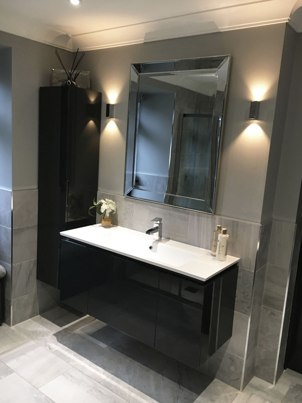 Full house extension, West Wickham - Bathroom