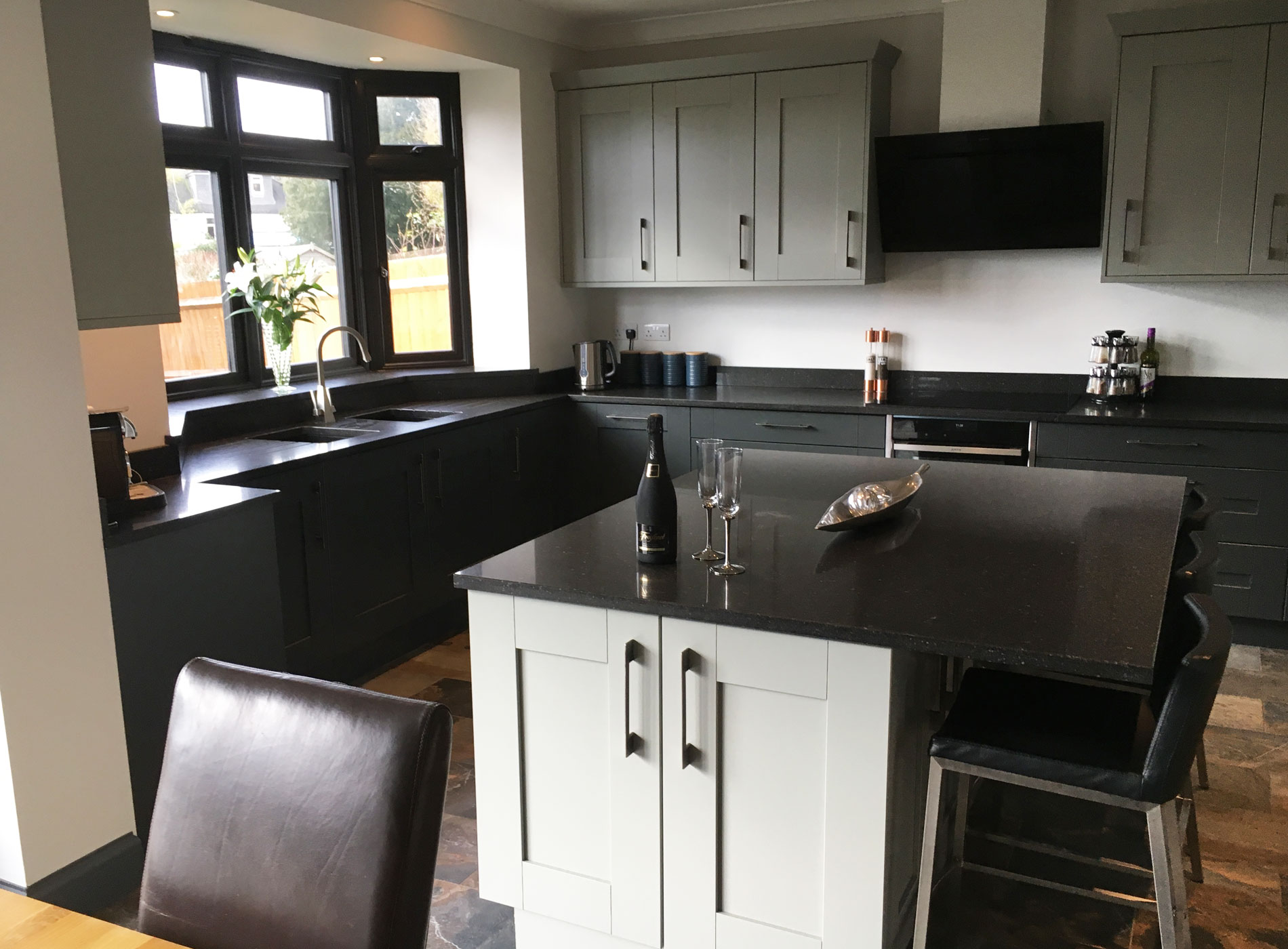 Full house extension, West Wickham - Kitchen