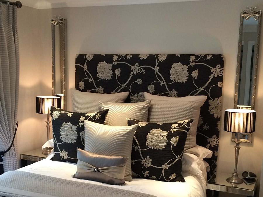 Bed dressings